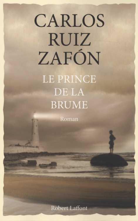 le prince de la brume carlos ruiz zafon